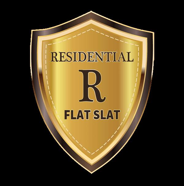 Residential Flat Slat
